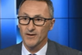 Unsettled: Greens leader Richard Di Natale.