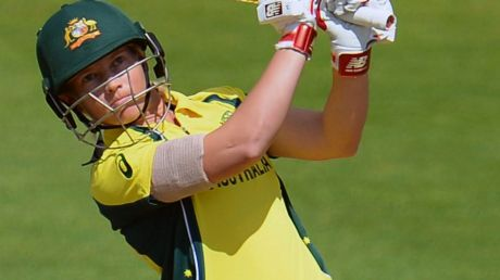 Injury blow: Australian skipper Meg Lanning.