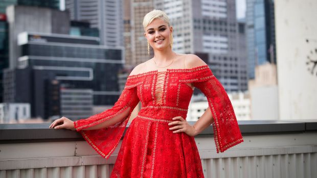 'When we talk about size we shouldn't be using terms such as plus size' ... model Stefania Ferrario, one of the faces of ...