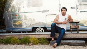 Pete Murray: Playing it cool.