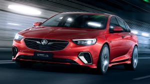2018 Holden Commodore VXR.