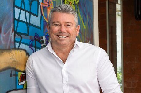 Canberra real estate agent Nick Slater who sold the record-breaking Forde property.