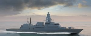 AFR. BAE System's Type 26 global combat ship, which is among the contenders for Australia's future frigate program. ...