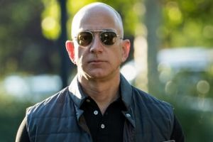 Jeff Bezos has an army full of bond investors ready to back Amazon's conquest of the global supermarket industry.