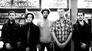 Enjoy the ride: Queens of the Stone Age