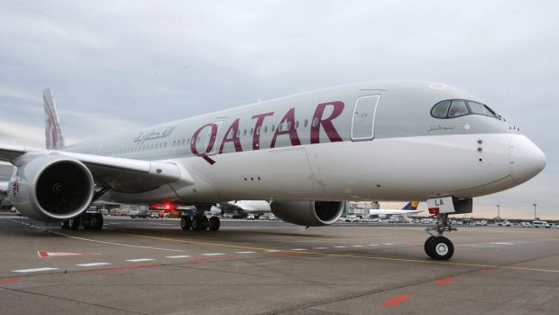 Qatar will begin daily flights to Canberra on February 12