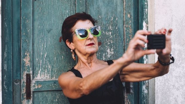 Selfies and smartphones aren't to blame for disconnect with elderly