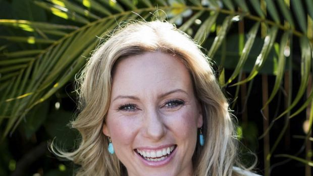 Justine Damond of Sydney who was fatally shot by police in Minneapolis