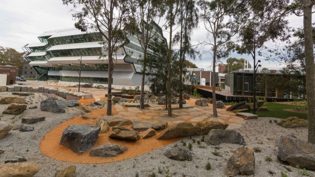 Monash University's Earth Sciences Garden is open during Open House Melbourne.