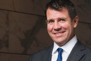 Mike Baird, former NSW premier and now senior NAB executive, says infrastructure is a priority area for the bank.