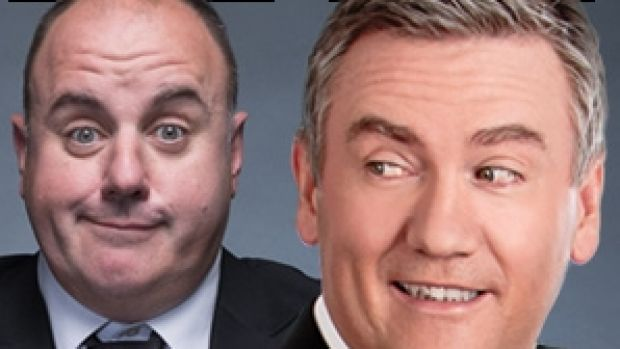 Eddie McGuire is returning to The Footy Show, Craig Hutchison is leaving.