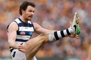 Patrick Dangerfield will play, despite doubts after his foot injury last week, while his skipper Joel Selwood is also ...