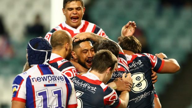 Booze ban: The Roosters are contemplating a drinking ban in the lead up to finals.