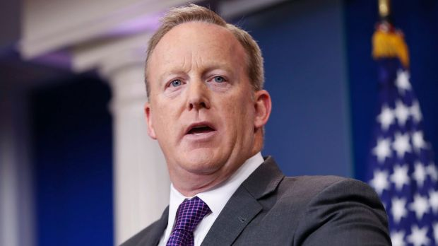 'Dancing with the Stars' courts Sean Spicer