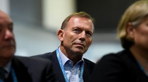 Tony Abbott says a postal vote on same-sex marriage would be better than a free vote in Parliament
