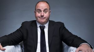 'That's what happens in television when things get real,' says Craig Hutchison of his axing from  The Footy Show.