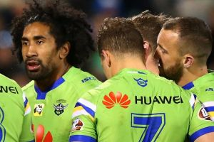 Sia Soliola is facing a potential stint on the sidelines after being put on report for a head high tackle on Billy Slater.