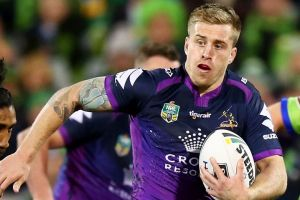 Cameron Munster is a star in the making.