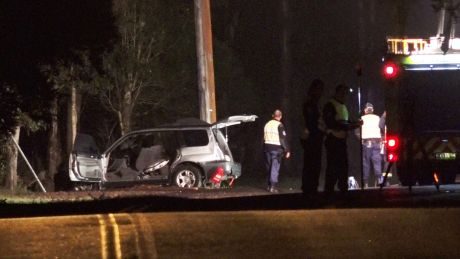 A 17-year-old boy out for a drive with a group of friends was killed on Sunday when the car he was in smashed into a ...