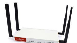 Accelerated's 6350-SR LTE can automatically switch your home/office across to mobile broadband if your fixed-line ...