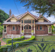 This house at 27 Stanton Road, Haberfield, sold for $3.87 million on Saturday.