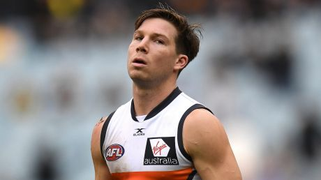 Suspended again: Toby Greene.