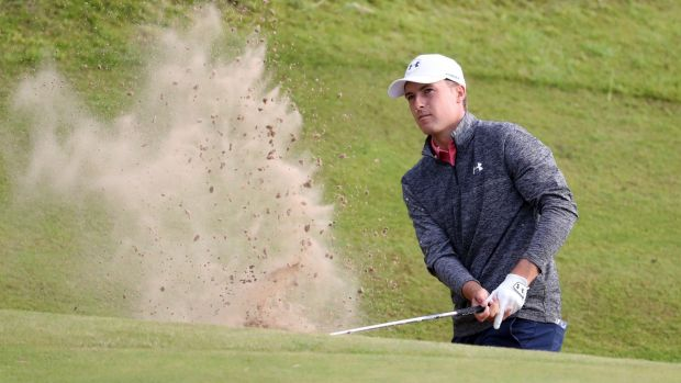 Spieth snatches the British Open