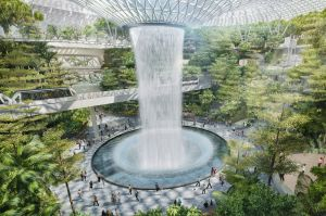 SunJul9Cover-Changi - Changi Airport - Steve Meacham Jewel Changi Airport's magnificent Forest Valley Jewel Changi ...