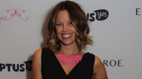 Bianca Rinehart at the Pink Hope Gala in Sydney back in 2015.