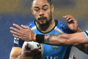 Sleepless nights: Jarryd Hayne.