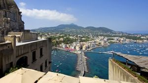 Il Monastero, Ischia, Italy: This boutique hotel, housed in an erstwhile 16th-century convent postures dramatically on ...