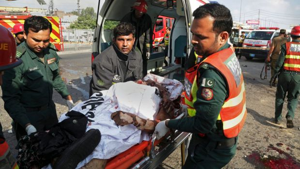 Taliban attack kills 26 soldiers in Afghanistan