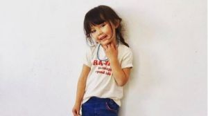 Kawa Sweeney, 3, was airlifted to Perth after a drowning accident in Bali.
