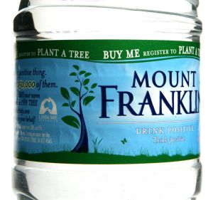 Woolworths says the Mount Franklin product wasn't popular enough with customers.