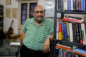 Paranjoy Guha Thakurta resigned as editor of Economic and Political Weekly over the trust's complaint.