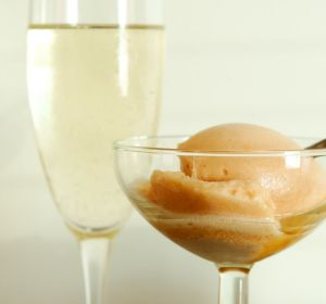 Aldi's champagne sorbet has been given an icy reception from the European Court of Justice advocate general.