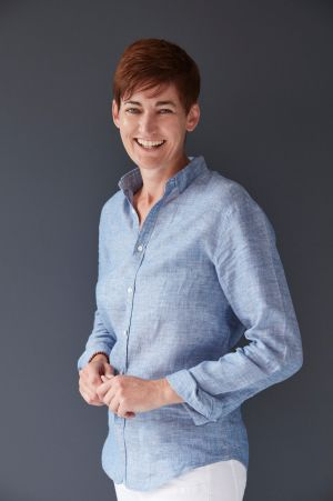Sommelier Virginia Selleck, who co-founded the Melbourne-based online wine store Magnum + Queens Wine.