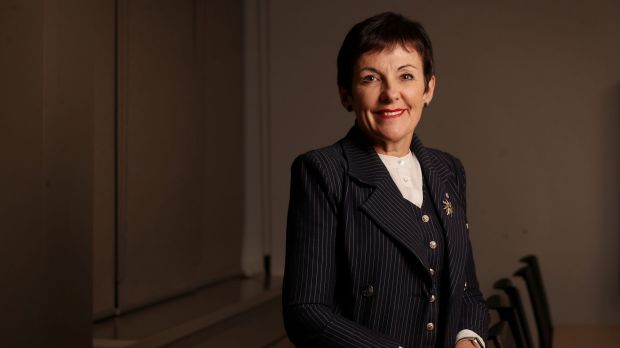 Small Business Ombudsman Kate Carnell led an inquiry into bank lending to small business.