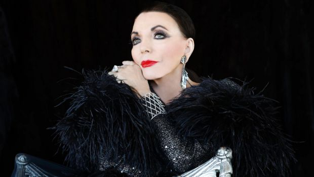 At 84, Joan Collins has landed her best role in more than two decades.