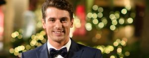 A supplied image obtained on Tuesday, July 25, 2017, of the Bachelor Australia's Matty Johnson.