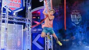 Ashlin Herbert, who recorded the fastest time in the heats, failed to complete all eight obstacles under the strict time ...