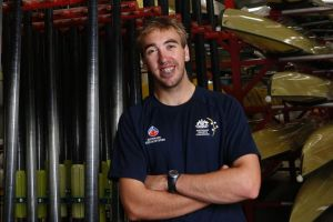 Canberra rower Angus Moore has made the Australian squad heading to the world championships next month.