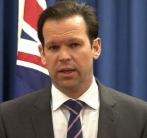 Matt Canavan blames his mum for his citizenship slip-up. You can too! (Your own mum, that is).