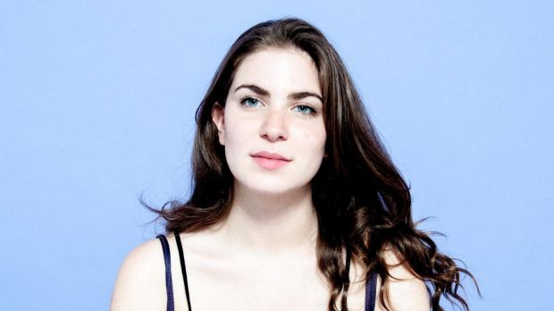 Ruby Rae Spiegel, the 23-year-old writer of Dry Land.