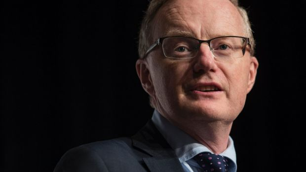 RBA governor Philip Lowe offered hope to workers, noting some businesses were struggling to find the right employees, ...
