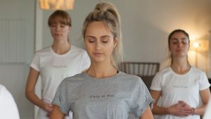 Jasmine Alexa's This is Me T-shirt will raise funds for headspace.