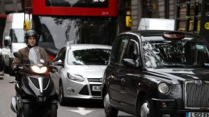 To control air pollution, new diesel and petrol cars and vans could be banned in the UK from 2040.
