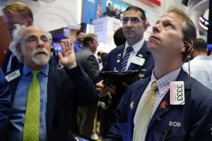 The Dow Jones rose 33.76 points, or 0.2 per cent, to 21,830.31, the S&P 500 lost 3.32 points, or 0.1 per cent, to 2472.1 ...