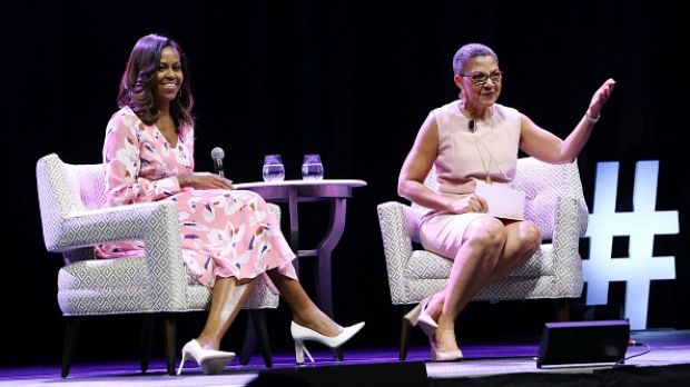 Michelle Obama opens up about racism: Some people can't see past my skin colour