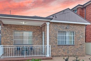 59 Taylor Street, Lakemba, is up for auction in August.